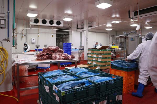 Wholesale meat supplier Dick Stone on FoodByUs
