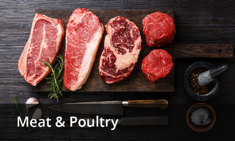 Meat and Poultry on FoodByUs