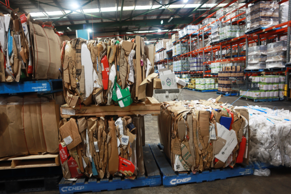 FoodLink is a wholesale food supplier that is conscious of their waste management
